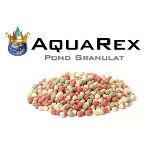 AquaRex Pondgranulat 3mm/3liter