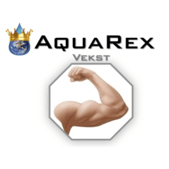 AquaRex Vekst 6mm/15kg