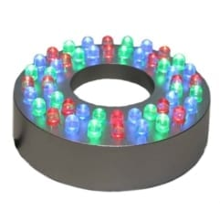 LED ring 48 dioder fargeskiftende