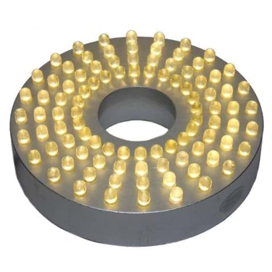 LED ring 96 dioder hvit