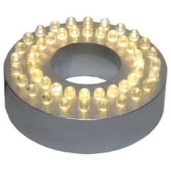 LED ring 48 dioder hvit