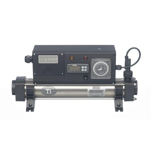 ELECRO HEATER EVO 900 - 2 KW M/TIDSUR