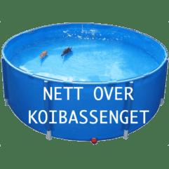 Nett til Koibasseng 470L