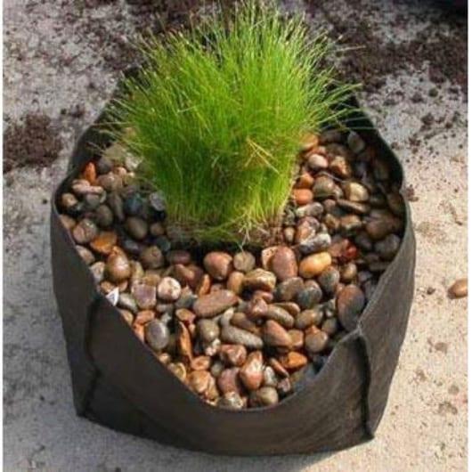 Plantesekk rund Ø-15cm