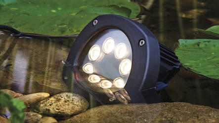 LunAqua Power LED XL 3000 - Smal spot
