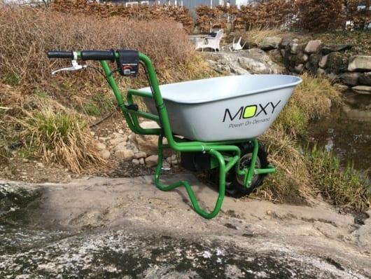 Moxy batteritrillebår dumper 120