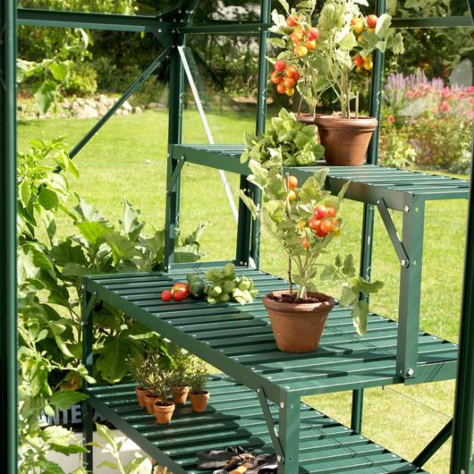 Aluminiumsbord Grønt