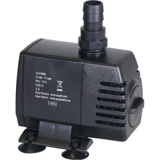 AQ 1000 12V med lys