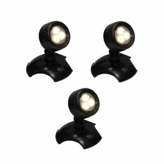 Highline LED 3W varmhvit - 3 pack