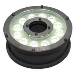 LED ring Pro 12 hvite dioder